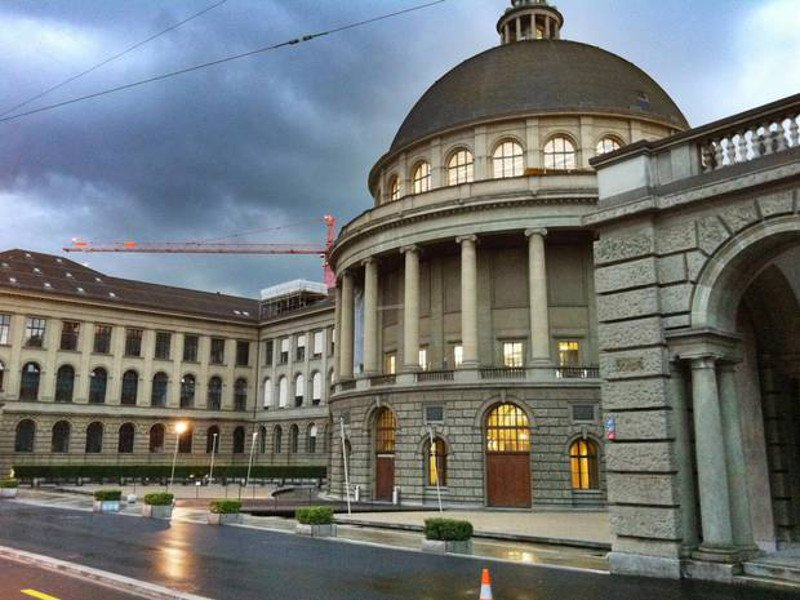 18.   ETH Zurich - Swiss Federal Institute of Technology