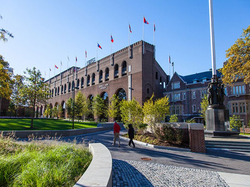 17.   University of Pennsylvania