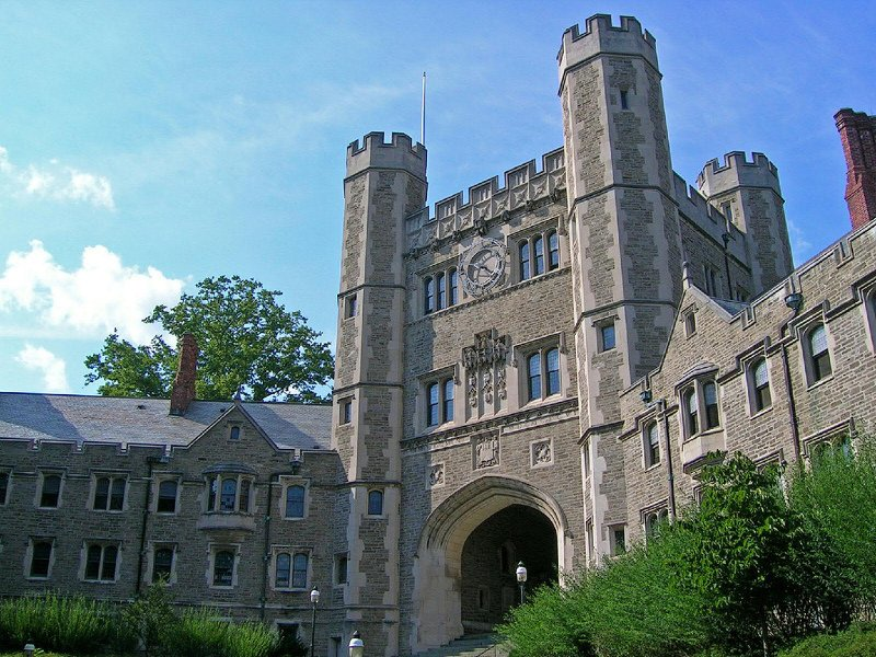 8.    Princeton University