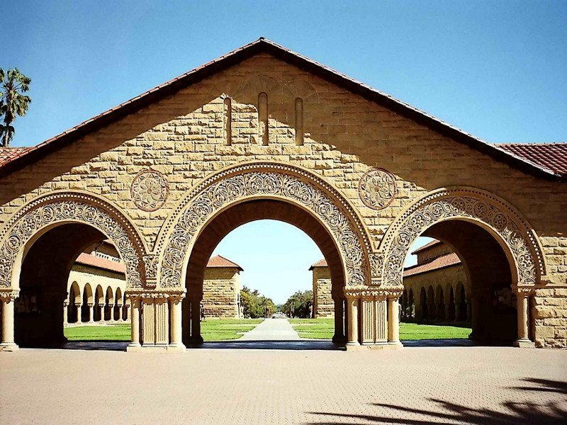 3.   Stanford University