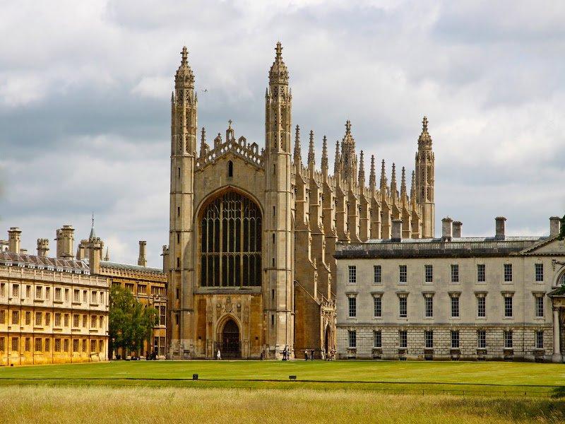 4. University of Cambridge