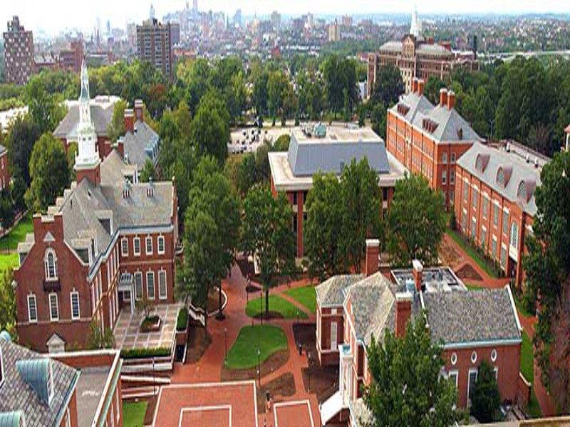 15.   Johns Hopkins University