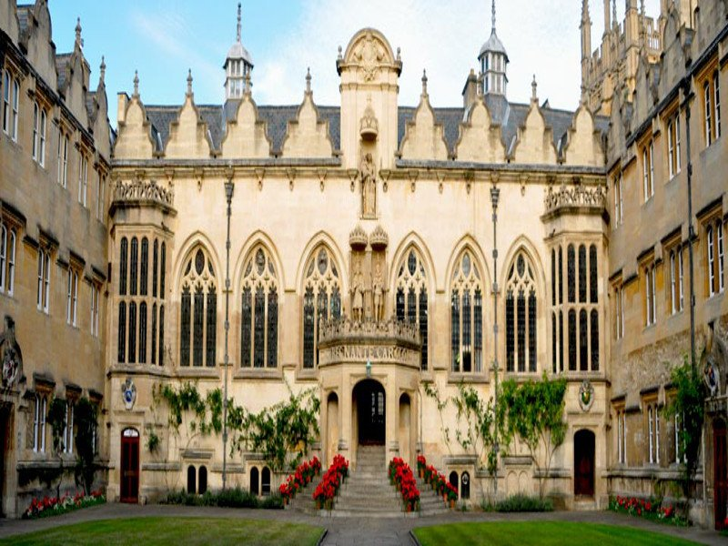 5.   University of Oxford