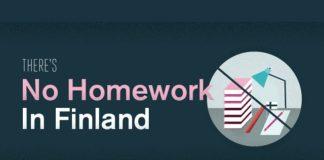 No Homework in Finland