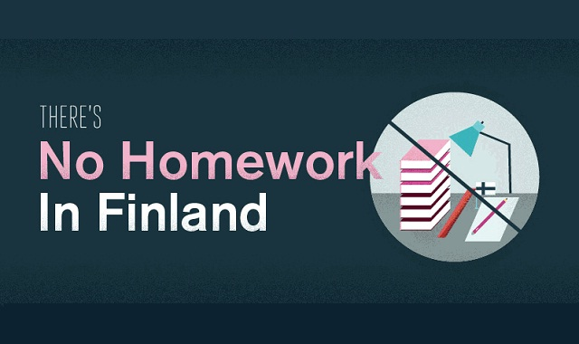 No Homework in Finland